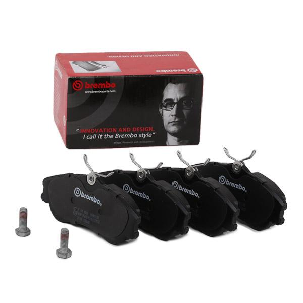Disk Pads BREMBO P61069 expert knowledge