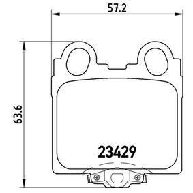 Artikelnummer 7638D771 BREMBO Preise