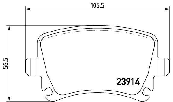 Bremsklötze BREMBO D11088213 Erfahrung