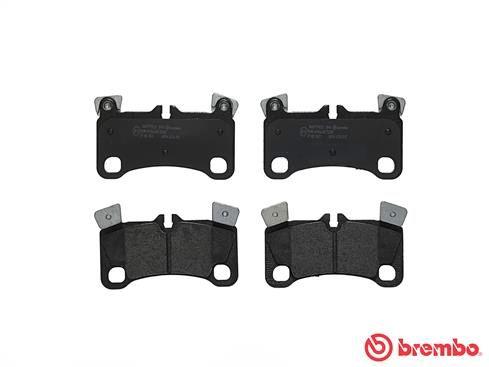 Bremsbelagsatz BREMBO 24614 Bewertung