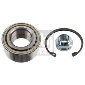 Wheel Bearing Kit Ø: 84,0mm, Inner Diameter: 45,0mm with OEM Number 44300-S84-A02