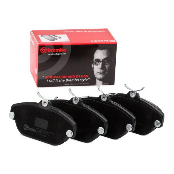 Disk Pads BREMBO D6347512 expert knowledge