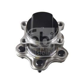 Radlagersatz Ø: 84,0mm, Innendurchmesser: 30,0mm mit OEM-Nummer 4320 2JG 000