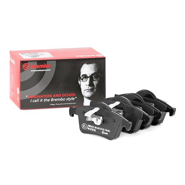 Disk Pads BREMBO 23076 expert knowledge