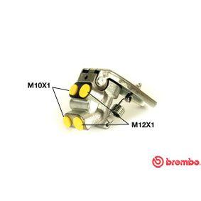BREMBO  R 61 016 Bremskraftregler