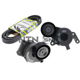 V-Ribbed Belt Set Length: 1072mm, Number of ribs: 6 with OEM Number 9805463680