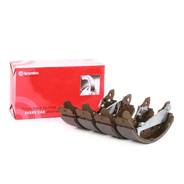 Jogo de maxilas de travão BREMBO S85511 conhecimento especializado