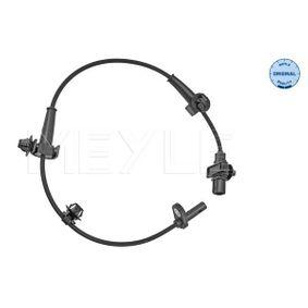 2020 Honda Civic 8th Gen 2.2 CTDi (FK3) Sensor, wheel speed 31-14 899 0014