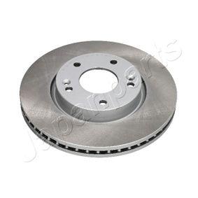 Brake Disc Brake Disc Thickness: 26mm, Ø: 279,8mm with OEM Number 51712-2C700