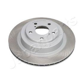 Bremsscheibe Bremsscheibendicke: 18mm, Ø: 289,4mm mit OEM-Nummer 26700-AE070