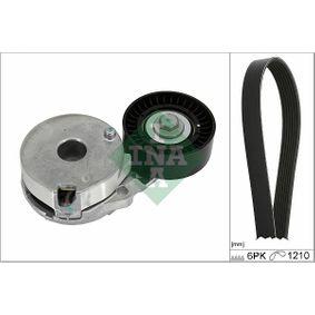 V-Ribbed Belt Set 529 0512 10 Clio 4 (BH_) 1.6 RS MY 2013
