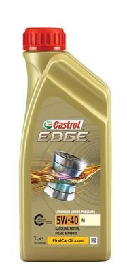 CASTROL EDGE, M 15D3AA Engine Oil