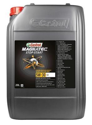 CASTROL Motorolja Magnatec Stop-Start 5W-30 C3 15D60F