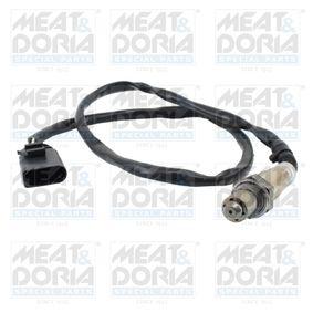 Lambdasonde Kabellänge: 620mm mit OEM-Nummer 06A.906.262.CL