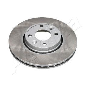 2012 Nissan Note E11 1.5 dCi Brake Disc 60-00-013C