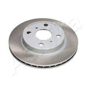 Bremsscheibe Bremsscheibendicke: 18mm, Ø: 235mm mit OEM-Nummer 43512 52050