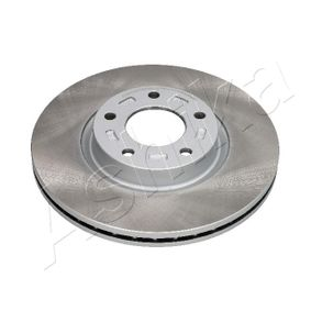 Brake Disc Brake Disc Thickness: 25mm, Num. of holes: 5, Ø: 299,4mm with OEM Number C26Y-3325X-B
