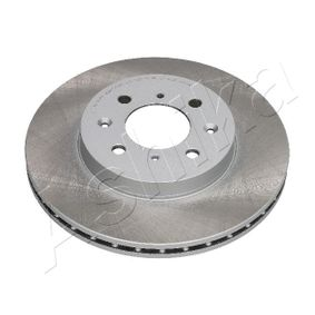 Bremsscheibe Bremsscheibendicke: 21mm, Ø: 261,7mm mit OEM-Nummer 45251SR0A10