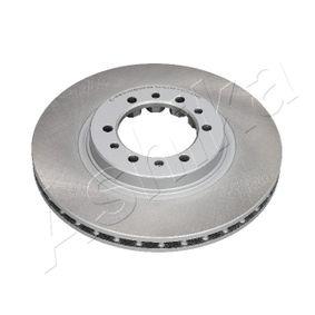 Brake Disc Brake Disc Thickness: 24mm, Ø: 275,8mm with OEM Number MR129648