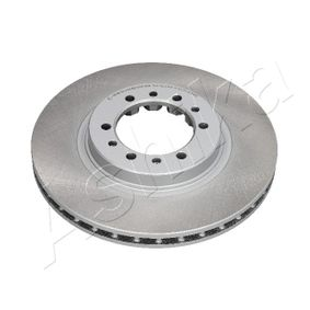 Brake Disc Brake Disc Thickness: 24mm, Ø: 275,8mm with OEM Number MB 928697