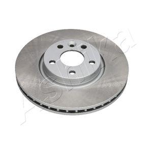 Bremsscheibe Bremsscheibendicke: 28mm, Ø: 300mm mit OEM-Nummer 7G91112-5BA