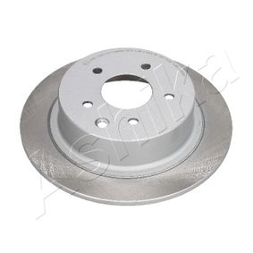 2013 Nissan Qashqai j10 1.6 Brake Disc 61-01-120C