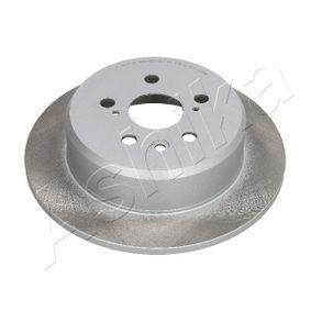 Disque de frein Épaisseur du disque de frein: 10mm, Ø: 268,7mm avec OEM numéro 42431 20200
