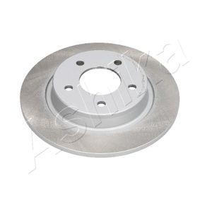 2008 Mazda 5 cr19 2.0 CD Brake Disc 61-03-317C