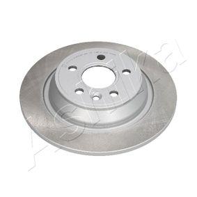 Bremsscheibe Bremsscheibendicke: 11mm, Ø: 302mm mit OEM-Nummer LR027123