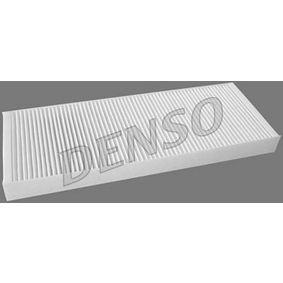 DENSO Filter, Innenraumluft DCF003P für AUDI 80 (8C, B4) 2.8 quattro ab Baujahr 09.1991, 174 PS