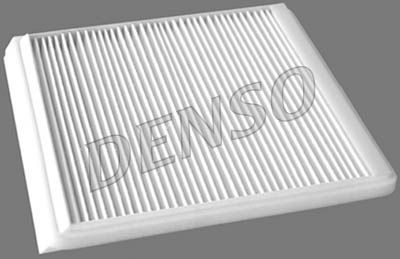 DENSO  DCF018P Filter, Innenraumluft Länge: 215mm, Breite: 210mm, Höhe: 19mm