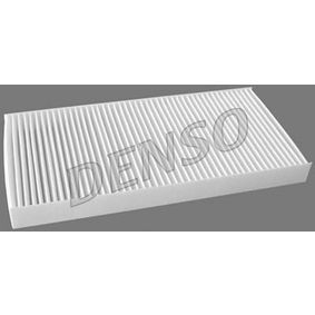 Sistema de pré-aquecimento do motor (eléctrico) OPEL CORSA C Caixa (F08, W5L) 1.2 80 CV de Ano 07.2005: Filtro, ar do habitáculo (DCF023P) para de DENSO