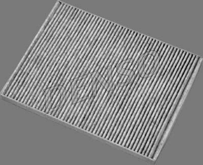 DENSO  DCF046K Filter, Innenraumluft Länge: 292mm, Breite: 226mm, Höhe: 21mm