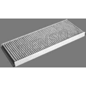 DENSO Filter, Innenraumluft DCF050K für AUDI 80 (8C, B4) 2.8 quattro ab Baujahr 09.1991, 174 PS