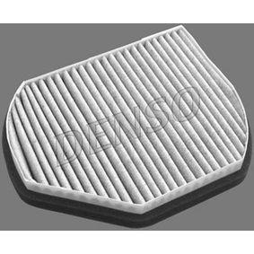 Filter, Innenraumluft Länge: 263mm, Breite: 205mm, Höhe: 48mm mit OEM-Nummer B668 099 01