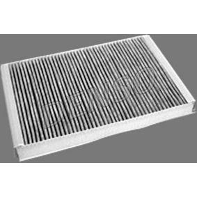 DENSO  DCF081K Filter, Innenraumluft Länge: 352mm, Breite: 234mm, Höhe: 35mm