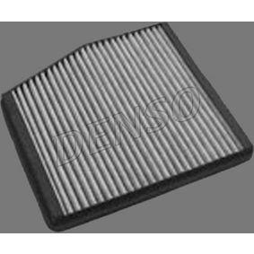 Filter, Innenraumluft Länge: 222mm, Breite: 207mm, Höhe: 30mm mit OEM-Nummer 4 672 2862
