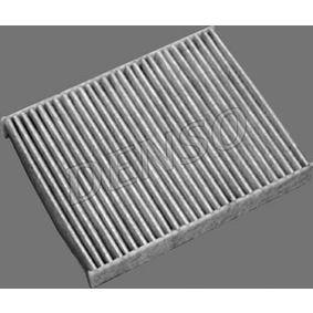 Filter, Innenraumluft Länge: 240mm, Breite: 189mm, Höhe: 35mm mit OEM-Nummer 1 353 269