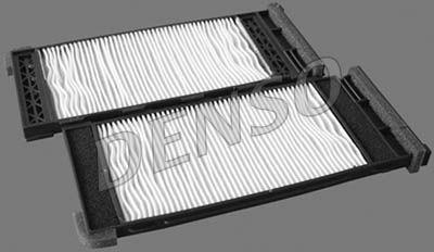 DENSO  DCF192P Filter, Innenraumluft Länge: 258mm, Breite: 113mm, Höhe: 24mm