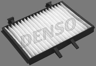 DENSO  DCF309P Filter, Innenraumluft Länge: 224mm, Breite: 207mm, Höhe: 35mm