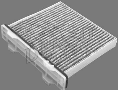 DENSO  DCF336K Filter, Innenraumluft Länge: 214mm, Breite: 241mm, Höhe: 67mm