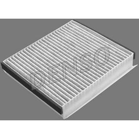 Filter, Innenraumluft Länge: 236mm, Breite: 209mm, Höhe: 41mm mit OEM-Nummer 163 835 0247