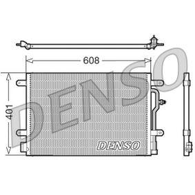 DENSO Kondensator, Klimaanlage DCN02011 für AUDI A4 Avant (8E5, B6) 3.0 quattro ab Baujahr 09.2001, 220 PS