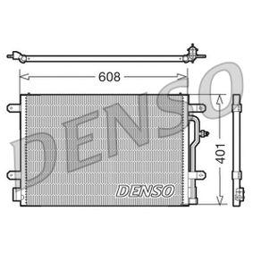 DENSO Kondensator, Klimaanlage DCN02012 für AUDI A4 Avant (8E5, B6) 3.0 quattro ab Baujahr 09.2001, 220 PS