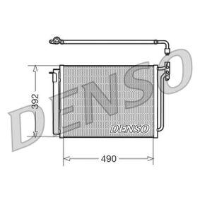 Kondensator, Klimaanlage DCN05009 X5 (E53) 3.0 d Bj 2004