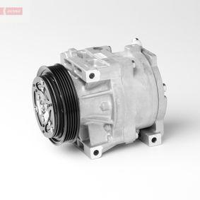 Compressor, air conditioning DCP09005 PUNTO (188) 1.2 16V 80 MY 2002