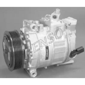 Klimakompressor Riemenscheiben-Ø: 110mm, Anzahl der Rillen: 6 mit OEM-Nummer 2E0 820 803D