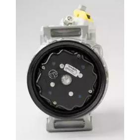 Klimakompressor Riemenscheiben-Ø: 110mm, Anzahl der Rillen: 6 mit OEM-Nummer 1K0 820 803J