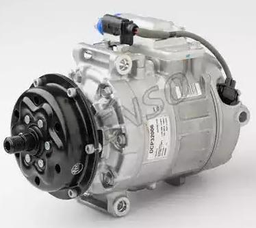Kältemittelkompressor DENSO DCP32006 8717613459782