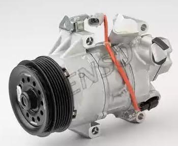 Συμπιεστής, συστ. κλιματισμού DCP50240 DENSO DCP50240 Γνήσια ποιότητας